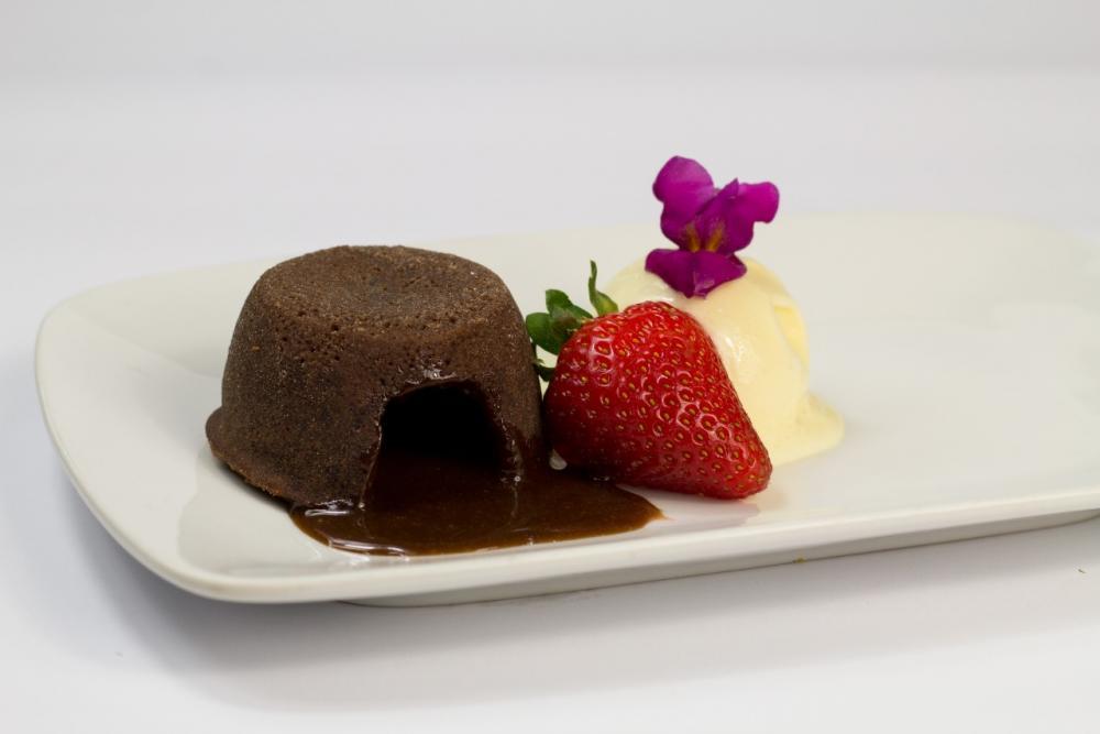 Petit Gatteau de Chocolate